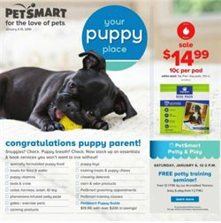 Pet Smart deals in the Green Bay WI weekly ad