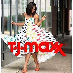 TJ Maxx deals in the New York weekly ad
