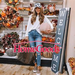Home & Furniture deals in the Home Goods weekly ad in Houston TX