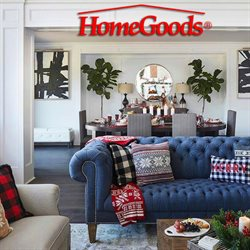 Home & Furniture deals in the Home Goods weekly ad in Chicago Heights IL