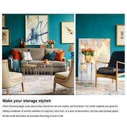 Storage deals in the Home Goods weekly ad in New York