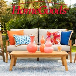 Home Goods deals in the Houston TX weekly ad
