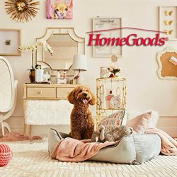 Home & Furniture deals in the Home Goods weekly ad in Johnstown PA