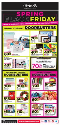 Gifts & Crafts deals in the Michaels weekly ad in Federal Way WA