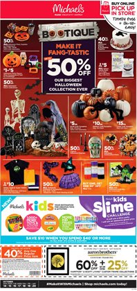 Gifts & Crafts deals in the Michaels weekly ad in Daly City CA