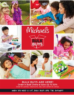 Gifts & Crafts deals in the Michaels weekly ad in North Charleston SC