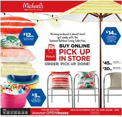 Gifts & Crafts deals in the Michaels weekly ad in Cleveland TN