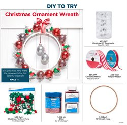Gifts & Crafts deals in the Michaels weekly ad in Akron OH