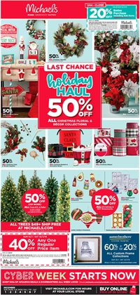 Gifts & Crafts deals in the Michaels weekly ad in Houston TX