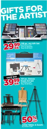 Gifts & Crafts deals in the Michaels weekly ad in Newark NJ