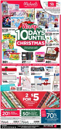 Gifts & Crafts deals in the Michaels weekly ad in Pleasanton CA