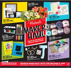 Gifts & Crafts offers in the Michaels catalogue in Bridgeport CT ( Published today )