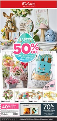 Gifts & Crafts offers in the Michaels catalogue in Stamford CT ( Expires tomorrow )