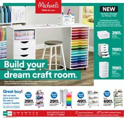 Gifts & Crafts offers in the Michaels catalogue in Columbus OH ( 3 days left )