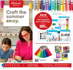 Gifts & Crafts offers in the Michaels catalogue in Clearwater FL ( 1 day ago )
