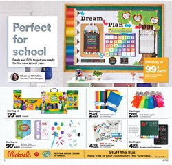 Gifts & Crafts offers in the Michaels catalogue in Austin TX ( Expires today )