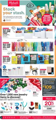 Gifts & Crafts offers in the Michaels catalogue in Livonia MI ( Expires tomorrow )