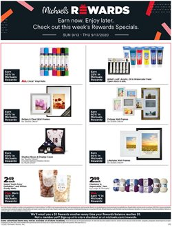Gifts & Crafts offers in the Michaels catalogue in Fairfield CA ( Expires today )