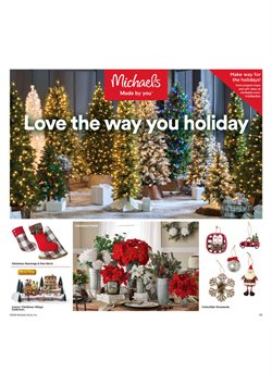 Michaels catalog ( 3 days left)
