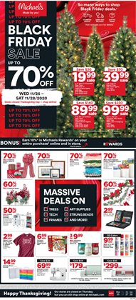 Gifts & Crafts offers in the Michaels catalogue in Baton Rouge LA ( Expires tomorrow )