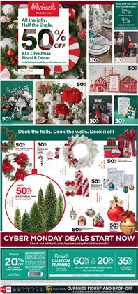 Gifts & Crafts offers in the Michaels catalogue in Conroe TX ( 2 days ago )