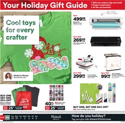 Gifts & Crafts offers in the Michaels catalogue in Pasadena TX ( Expires tomorrow )