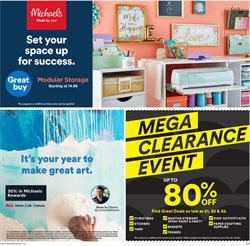 Gifts & Crafts offers in the Michaels catalogue in Chicago IL ( Expires today )