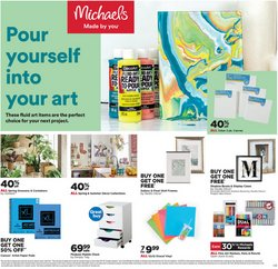 Gifts & Crafts offers in the Michaels catalogue in Richmond VA ( Expires today )