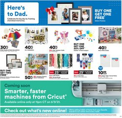 Michaels deals in the Michaels catalog ( Expires today)