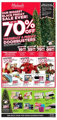 Michaels deals in the San Jose CA weekly ad