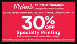 Michaels coupon in Waukegan IL ( Published today )