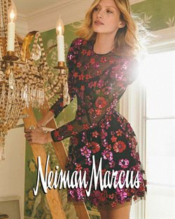 Neiman Marcus catalogue ( More than a month )