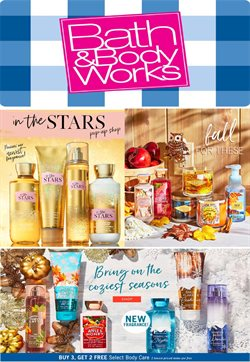Bath & Body Works deals in the Brea CA weekly ad