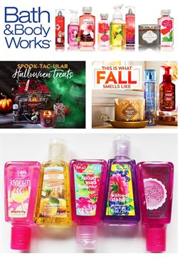 Beauty & Personal Care deals in the Bath & Body Works weekly ad in Minneapolis MN