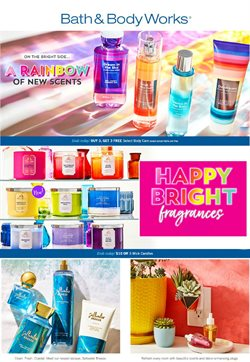 Beauty & Personal Care deals in the Bath & Body Works weekly ad in Philadelphia PA