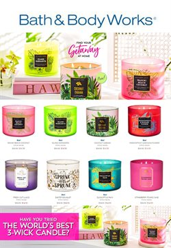 Bath & Body Works catalogue in Houston TX ( Expires tomorrow )