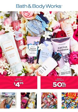 Beauty & Personal Care offers in the Bath & Body Works catalogue in Farmington MI ( 1 day ago )
