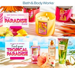 Bath & Body Works catalogue ( Expires today )