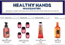 Beauty & Personal Care offers in the Bath & Body Works catalogue in Schaumburg IL ( 6 days left )