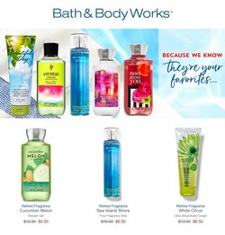 Beauty & Personal Care deals in the Bath & Body Works catalog ( 2 days left)