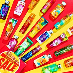Sales deals in the Bath & Body Works weekly ad in New York