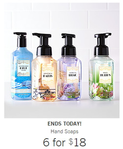 Randolph Mall deals in the Bath & Body Works weekly ad in Asheboro NC