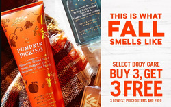 Beauty & Personal Care deals in the Bath & Body Works weekly ad in Acworth GA