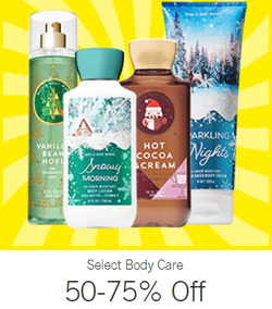 Beauty & Personal Care deals in the Bath & Body Works weekly ad in Lebanon PA