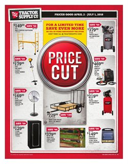 Tractor Supply Company deals in the Sioux Falls SD weekly ad