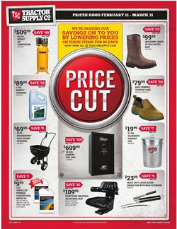 Tractor Supply Company catalogue in Sterling VA ( Expired )