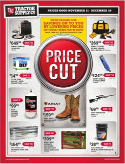 Tools & Hardware deals in the Tractor Supply Company weekly ad in Richmond VA