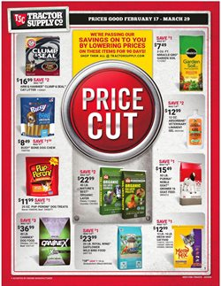 Tractor Supply Company catalogue in Indianapolis IN ( Expires tomorrow )