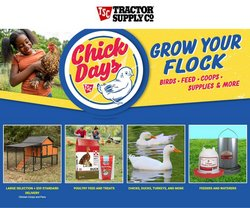Tractor Supply Company deals in the Tractor Supply Company catalog ( 1 day ago)