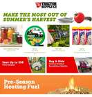 Tractor Supply Company catalogue ( Published today )